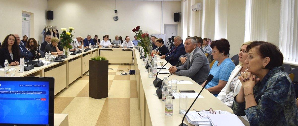 Savivaldybės administracijos direktorė Laima Nagienė atleista iš pareigų