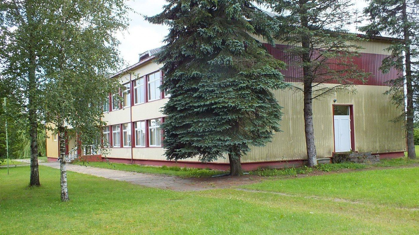 Pasirašyta sutartis dėl buvusios Bijotų mokyklos pertvarkos projekto