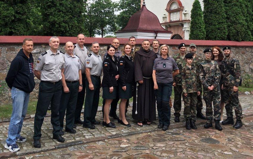 Kretingos rajone žmones ir valstybę saugančių institucijų atstovai aptarė glaudesnio bendradarbiavimo aktualijas