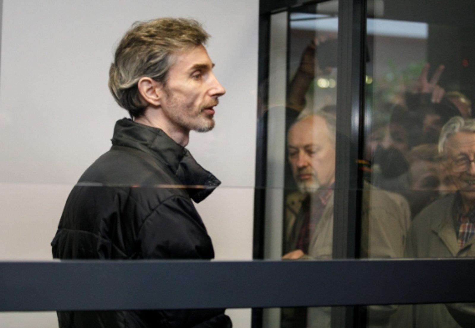 Teismas toliau nagrinės šnipinėjimu kaltinamo A. Paleckio bylą