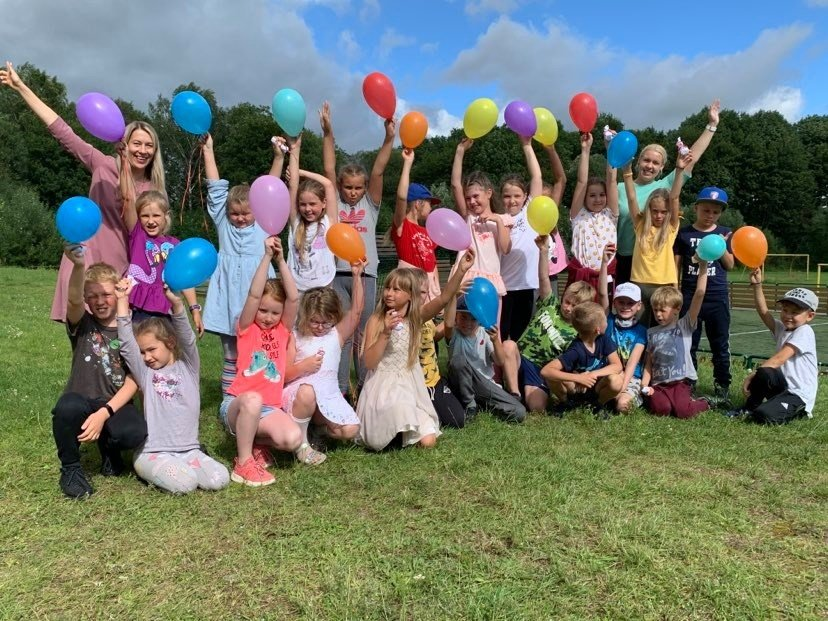 Jaunieji sveikatos ambasadoriai vasarą leidžia prasmingai