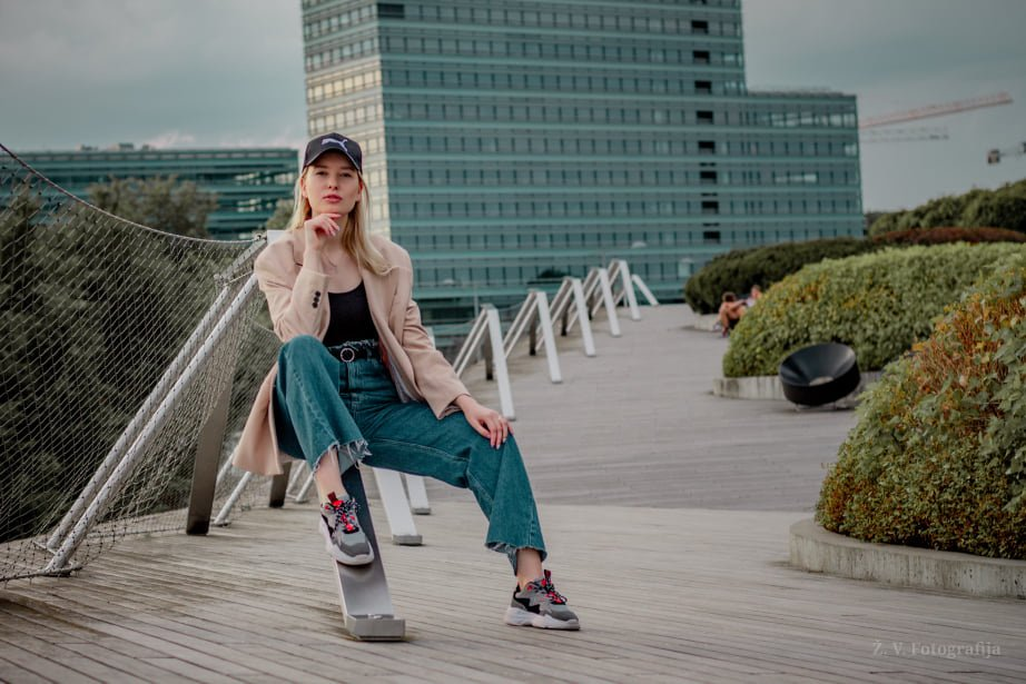Sužibo nauja žvaigždė: Diana Lavecka suspindo foto projekte
