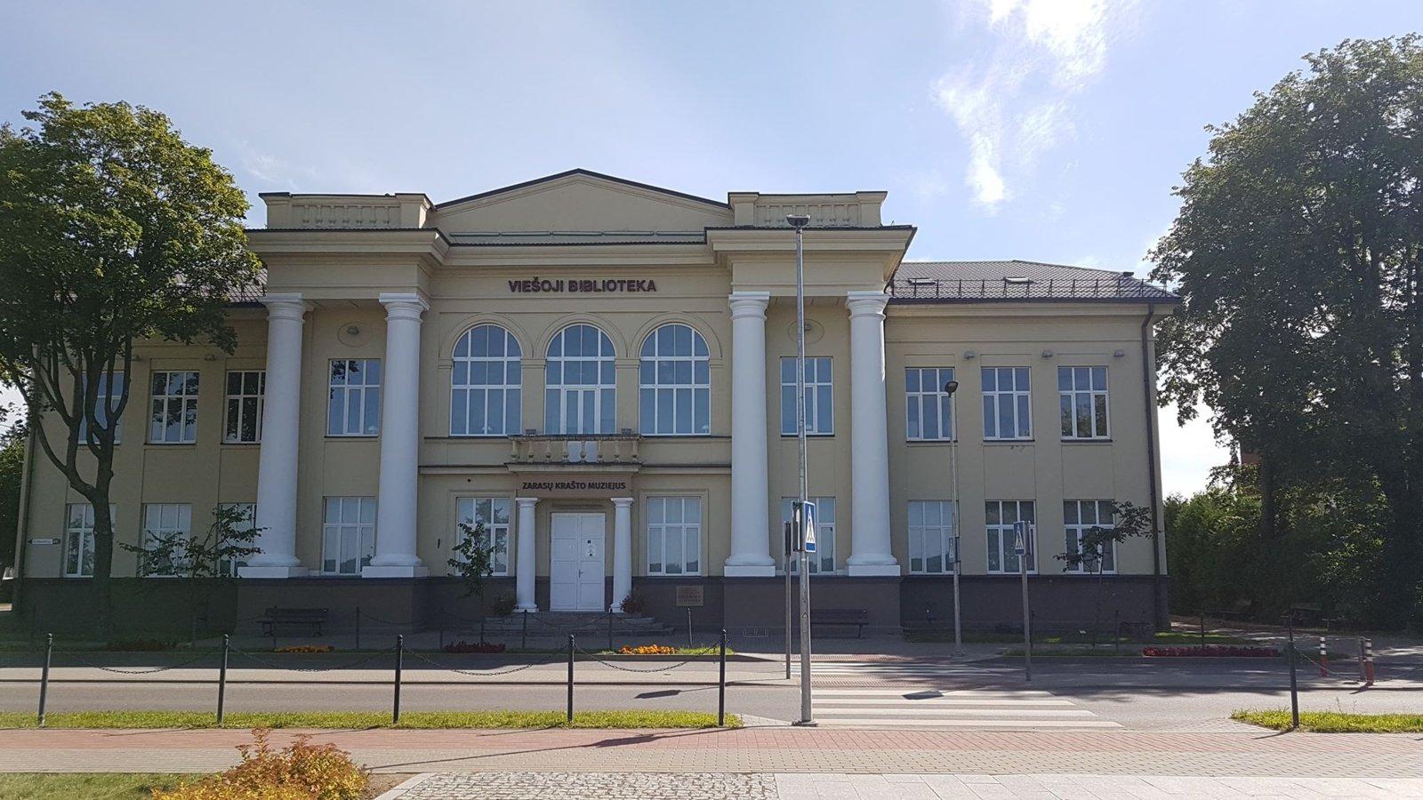 """Festivalio """"Nepatogus kinas"""" filmai – Zarasų bibliotekoje"""