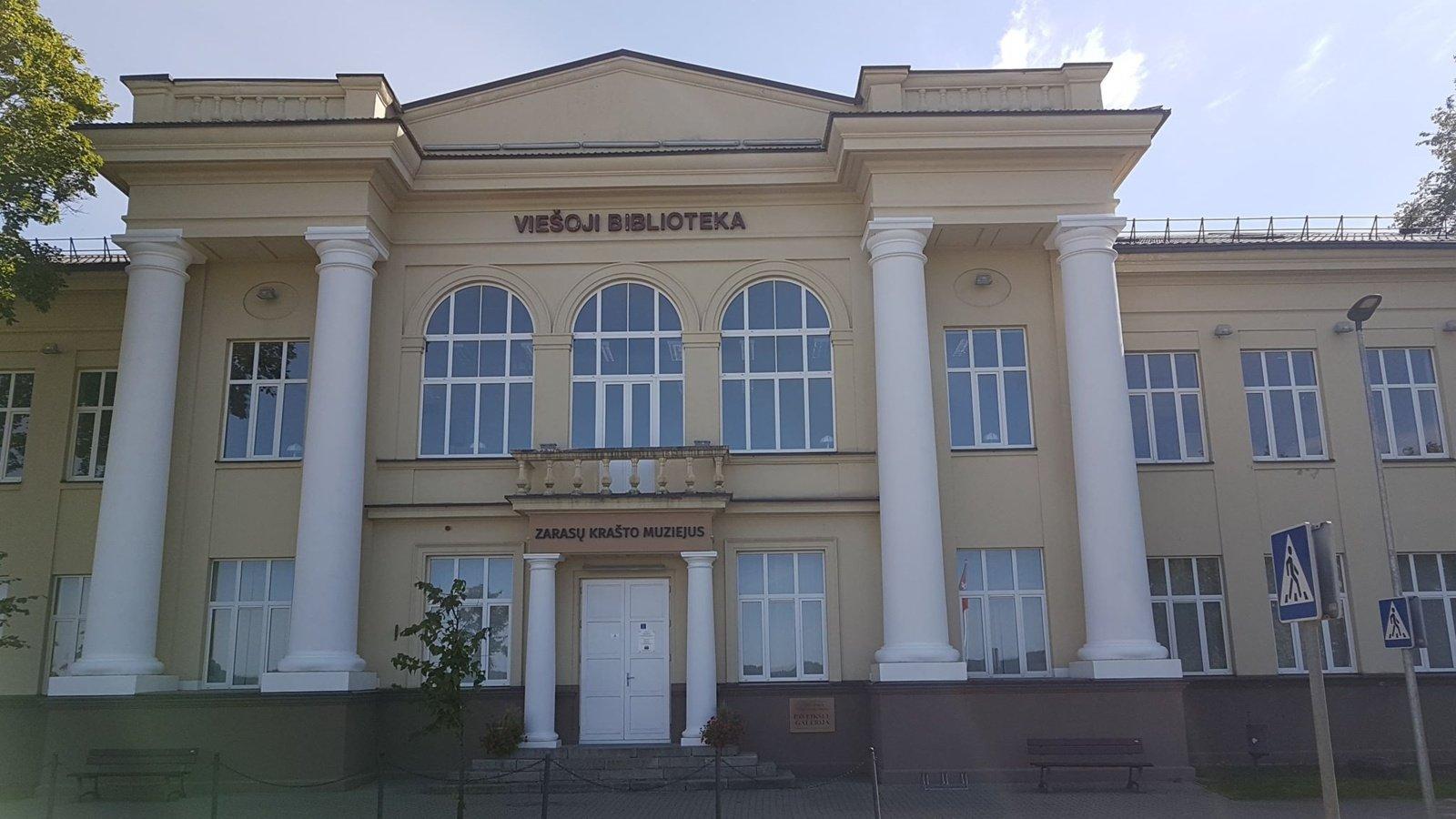 Biblioteka kviečia į literatūros vakarą poeto Justino Marcinkevičiaus 90-čiui