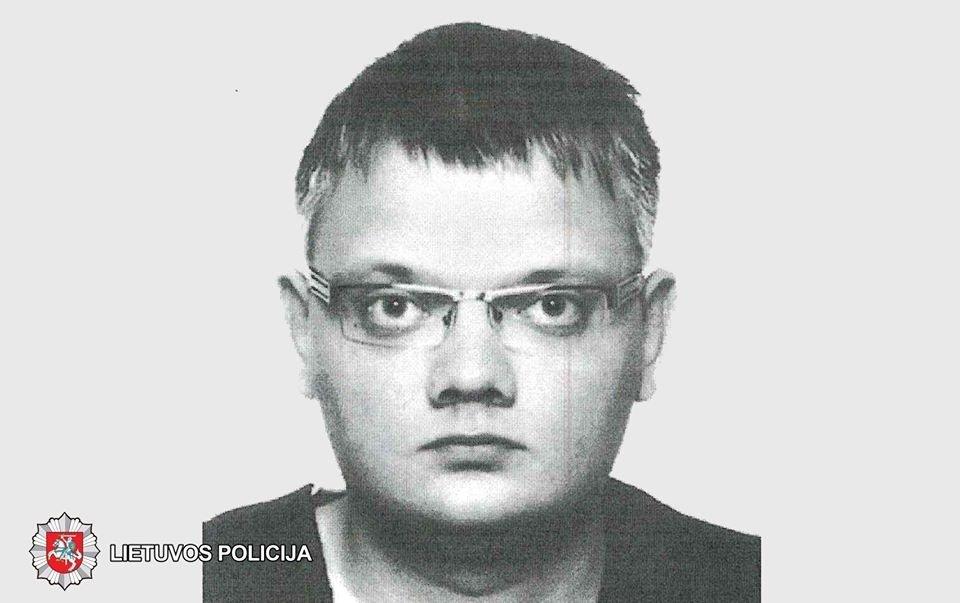 Policija ieško dingusio Panevėžio ligoninės darbuotojo