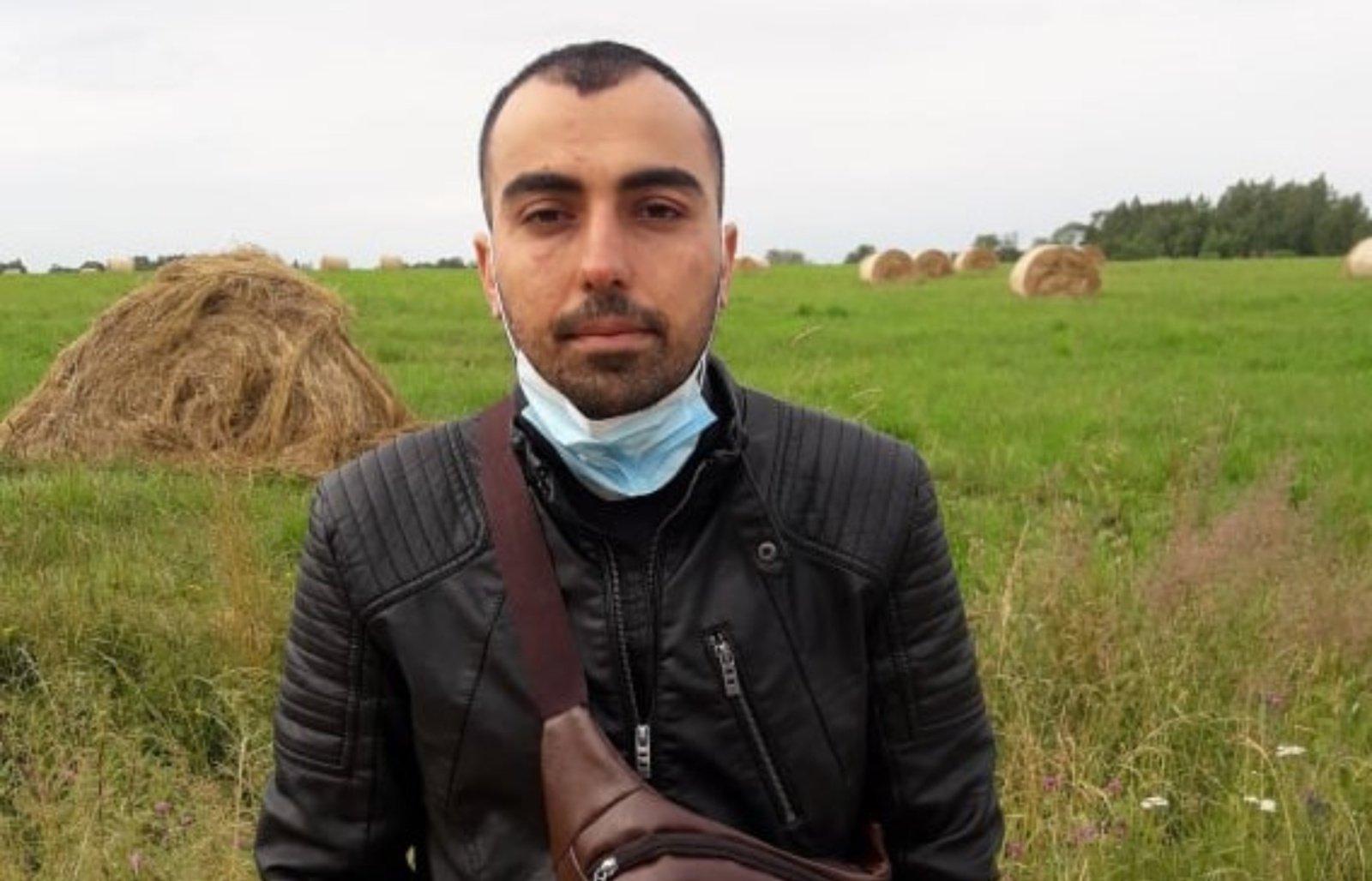Ignalinoje iš izoliacijos patalpų pabėgo koronavirusu sergantis afganistanietis