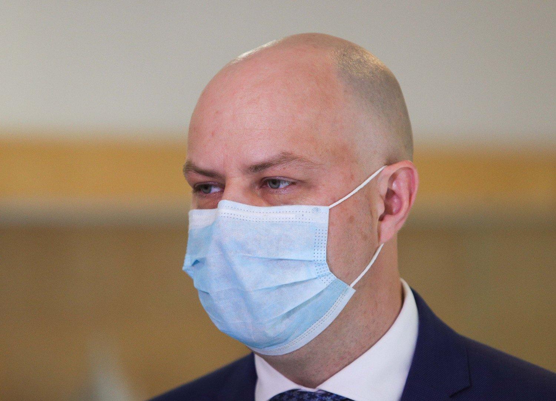 A. Veryga apie pateiktus įtarimus viceministrei: kaltinimų bus atsisakyta