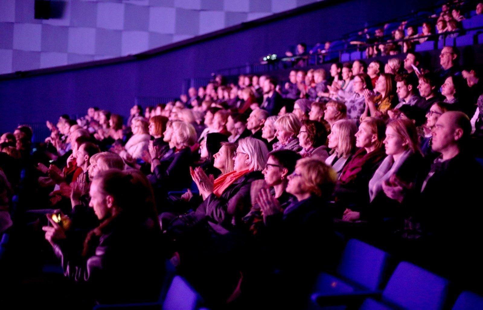 Utenos kultūros centras rodo kino filmus rajono miesteliuose