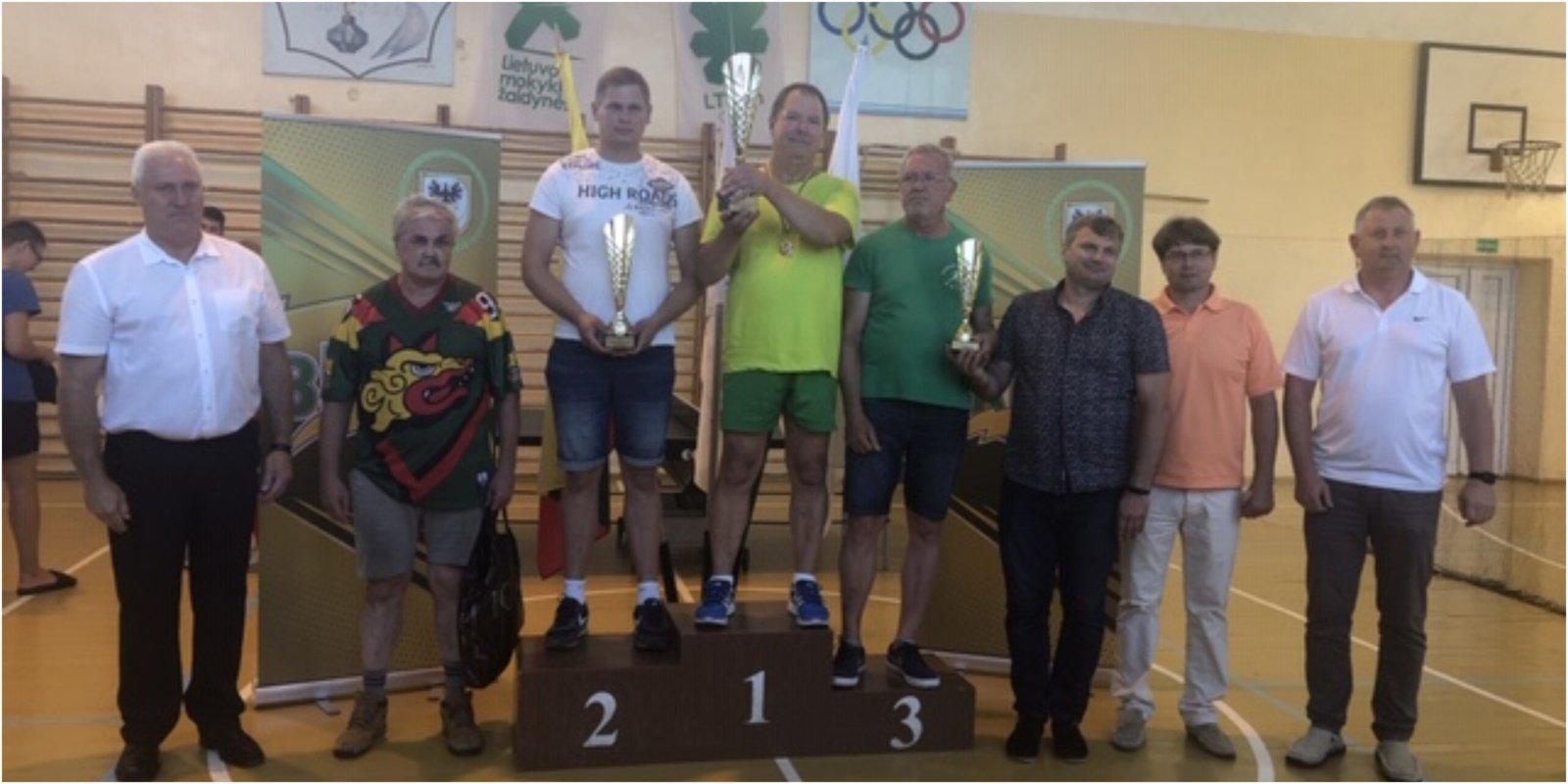 Baigėsi Biržų rajono kaimiškų seniūnijų sporto žaidynės