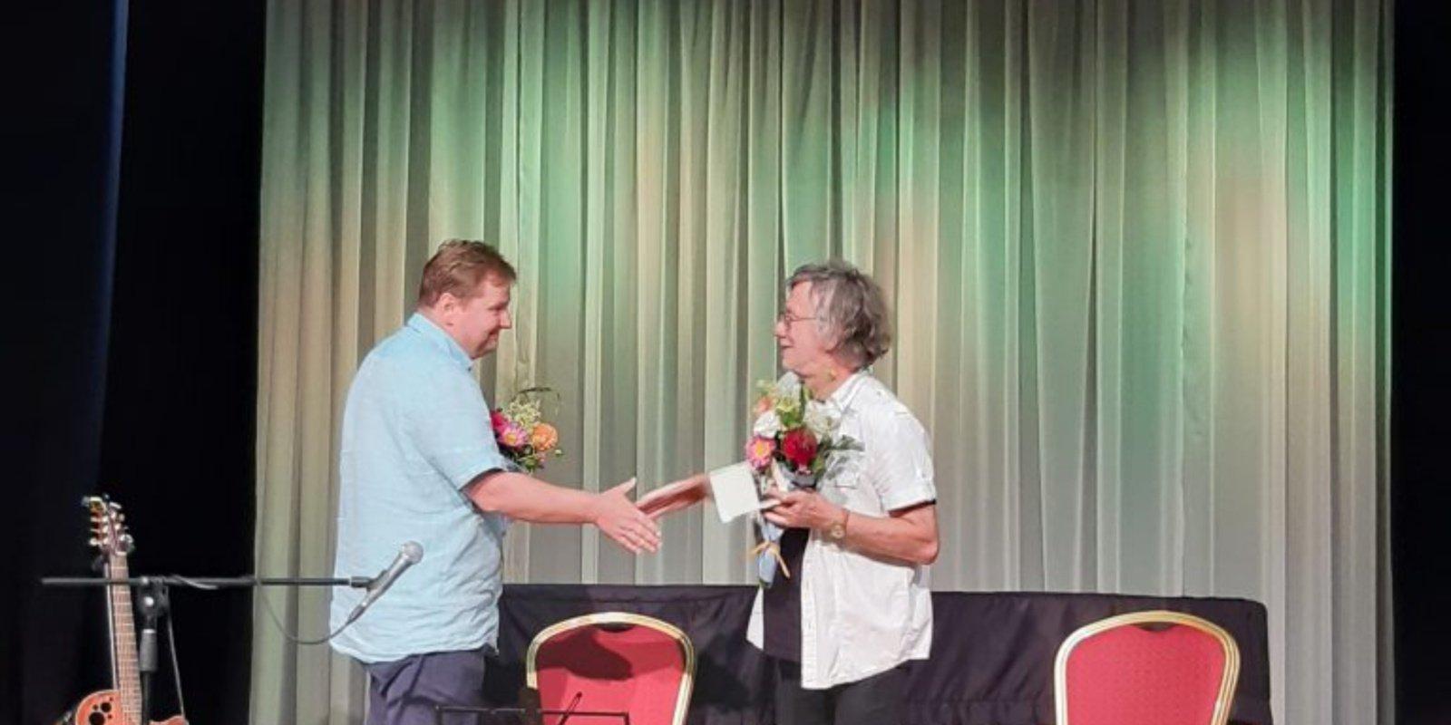 """Išskirtiniai """"Poezijos pavasario 2020"""" svečiai Birštone"""
