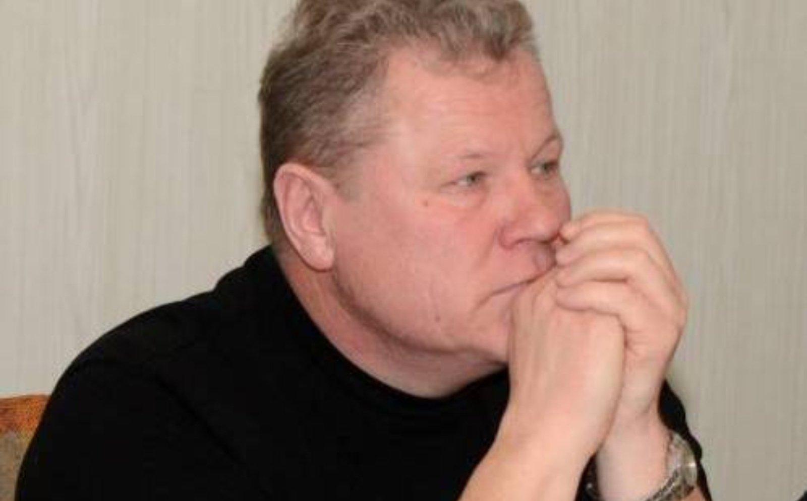 """Kęstutis Tubis: """"Mano komandos narius persekioja"""""""