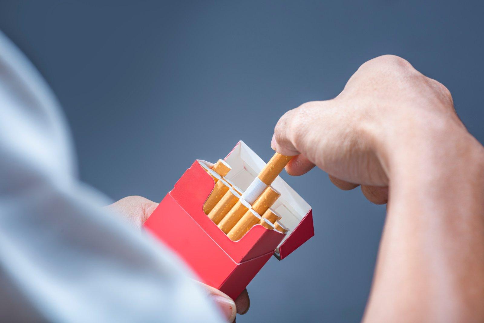 Siekiama užkirsti kelią nelegaliai tabako gaminių gamybai