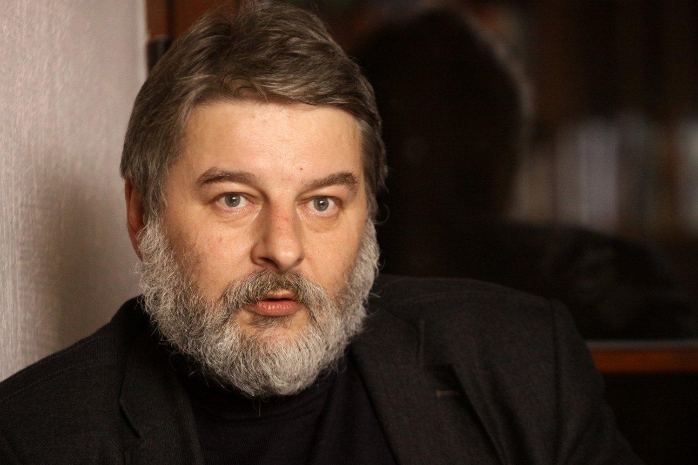 Mirė žurnalistas Aurelijus Katkevičius