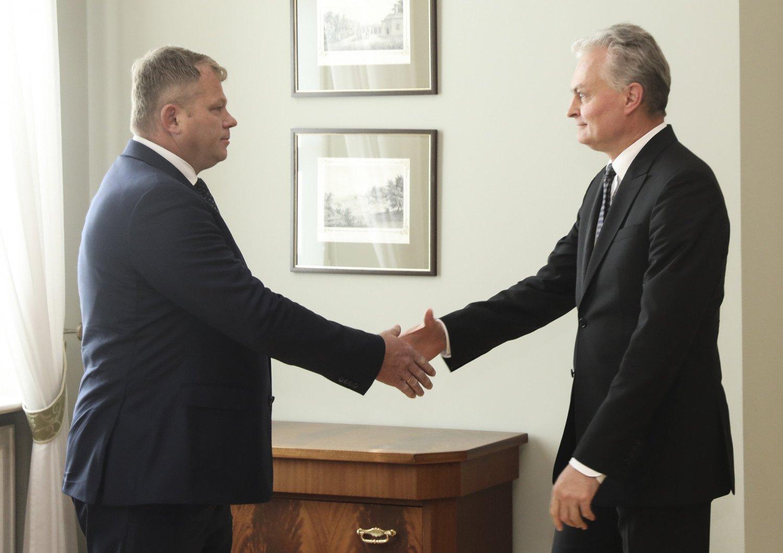 G. Nausėda susitiks su žemės ūkio ministru aptarti ES paramos panaudojimą