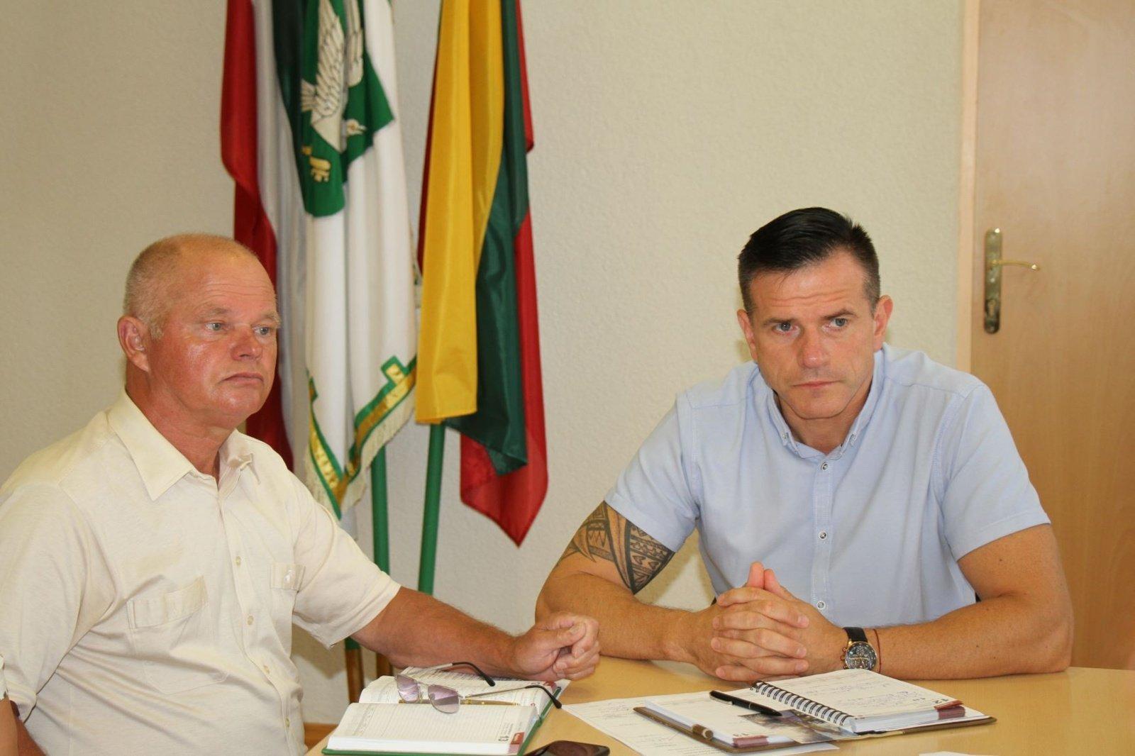 Aptarta Savivaldybės kultūros įstaigų veikla