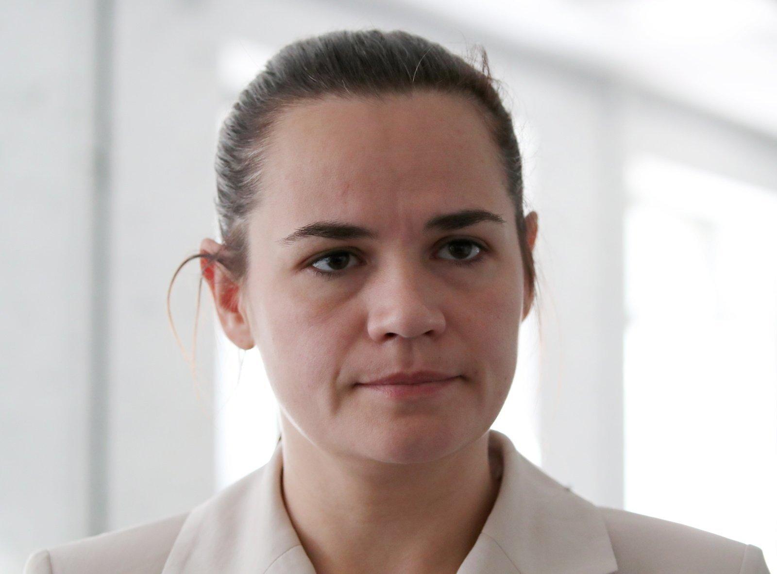 S. Cichanouskajos štabas pradėjo formuoti koordinavimo tarybą valdžios perdavimui