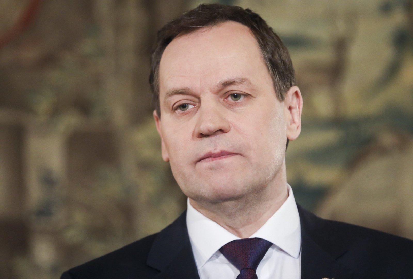 V. Tomaševskis atsakė į valdančiųjų kritiką Z. Jedinskiui: politikai nesupranta demokratijos