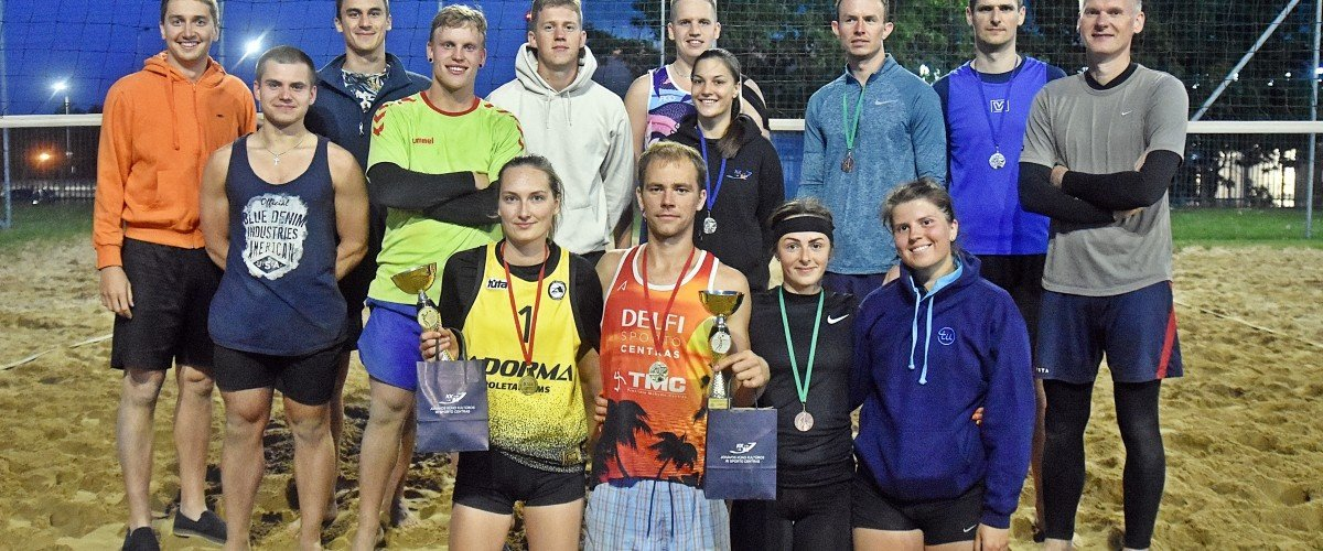 Marijos Zabielaitės-Kosakovskienės vardo turnyre – G. Kasperavičiūtės ir A. Baukaus pergalės