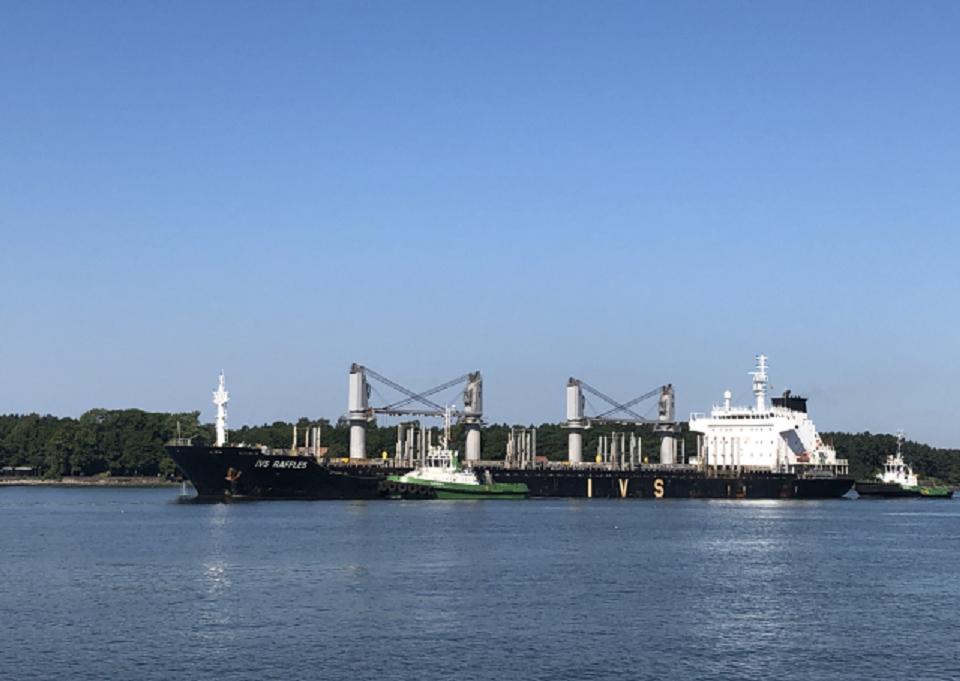 Spalį Klaipėdos uoste perkrauta beveik 17 proc. daugiau krovinių nei prieš metus