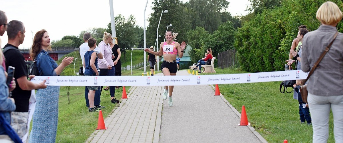 Minimaliai keičiama Jonavos bėgimo taurės finalinio etapo trasa