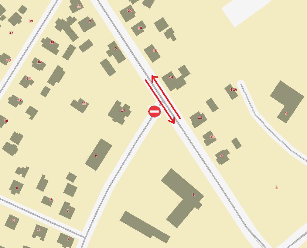 Bus uždaryta Statybininkų gatvės sankirta su S. Nėries gatve
