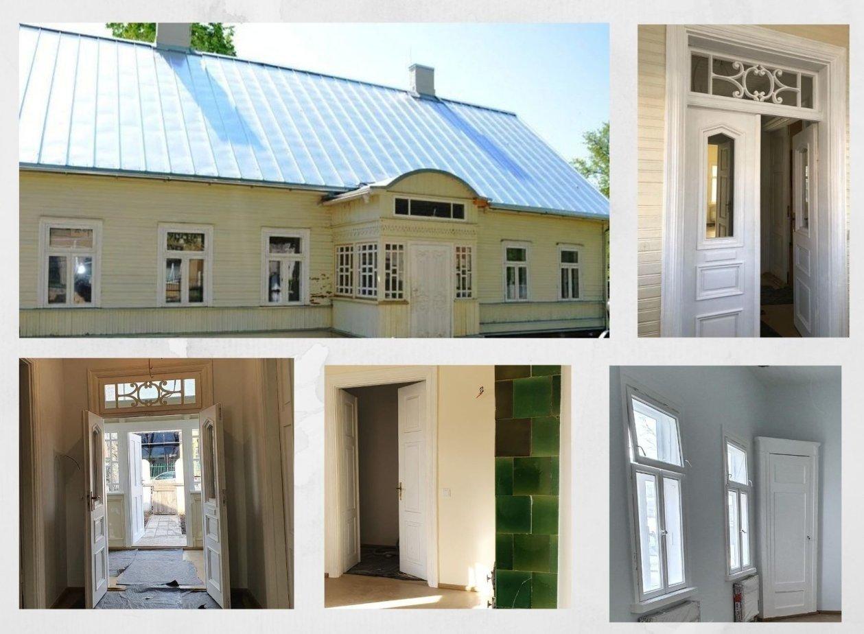 Marijampolės krašto ir Prezidento Kazio Griniaus muziejus planuoja ekspozicijų plėtrą