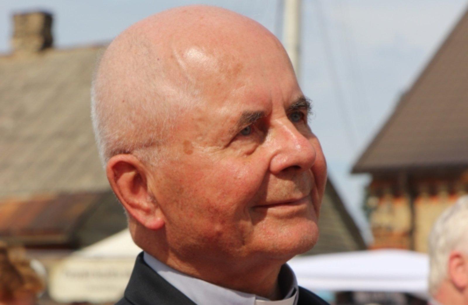 Alytaus rajono garbės pilietis – kardinolas Sigitas Tamkevičius: per daug esame įtikėję į pinigą ir gerą gyvenimą