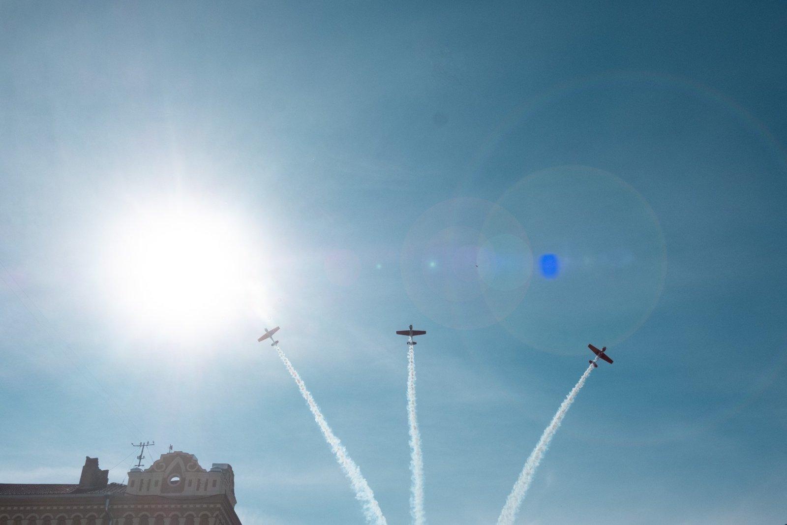 Kauno aviacijos šventė – jau šį šeštadienį: 10 įspūdingiausių vietų pamatyti šou danguje