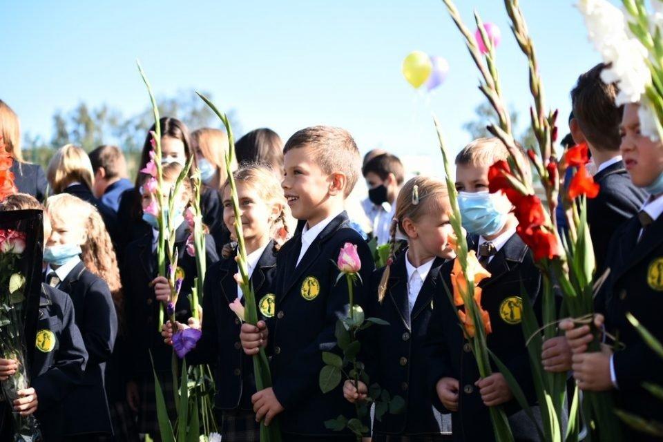Tokios Rugsėjo 1-osios dar nebuvo: į Panevėžio mokyklas sugužėjo beveik 12,5 tūkst.moksleivių
