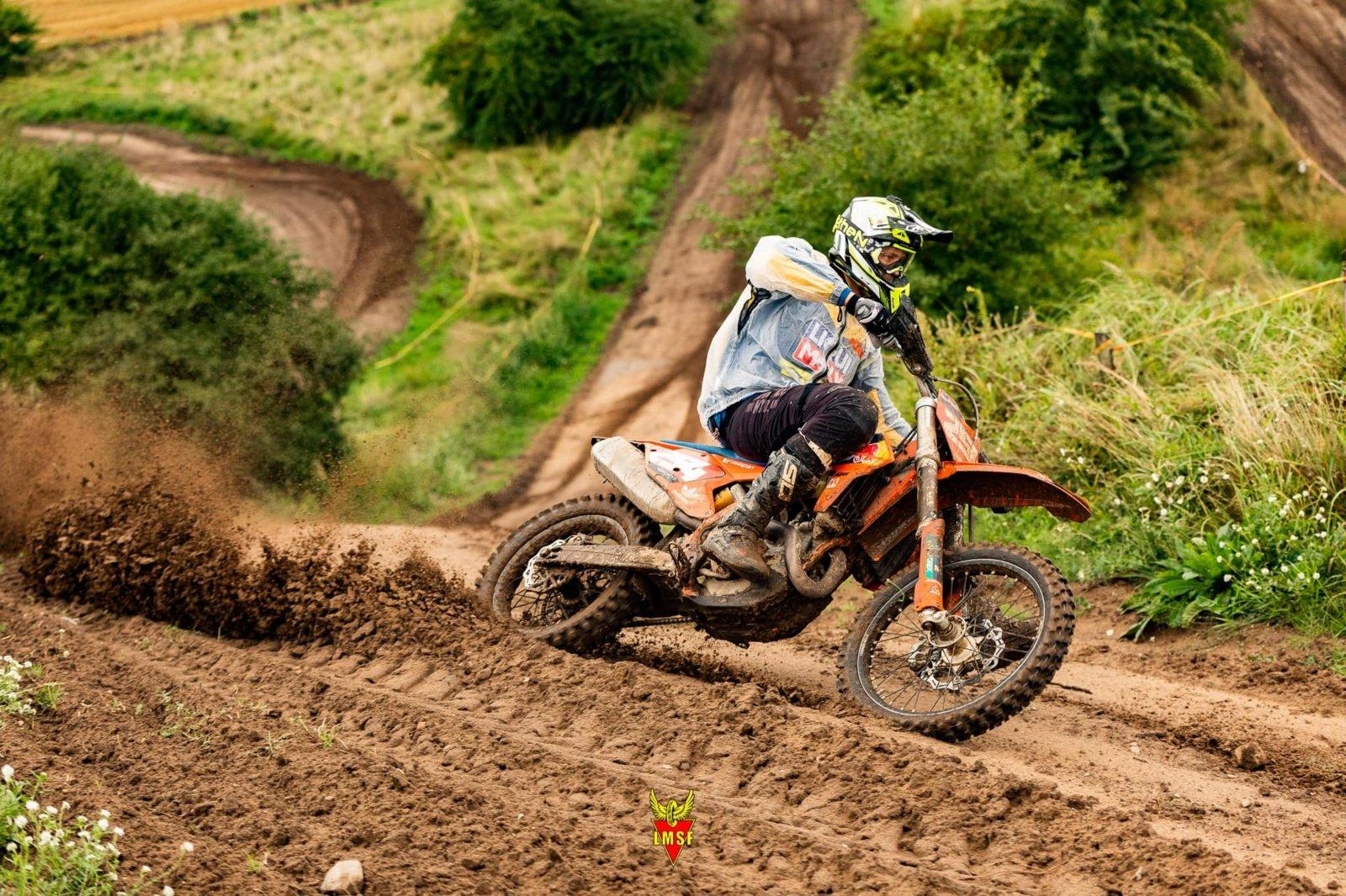 Kalvarijoje vyko Enduro ir Enduro Sprinto motociklų sporto varžybos