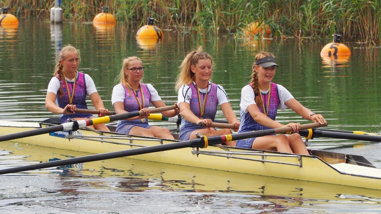 Puikūs irkluotojų rezultatai atvirame Lietuvos irklavimo čempionate