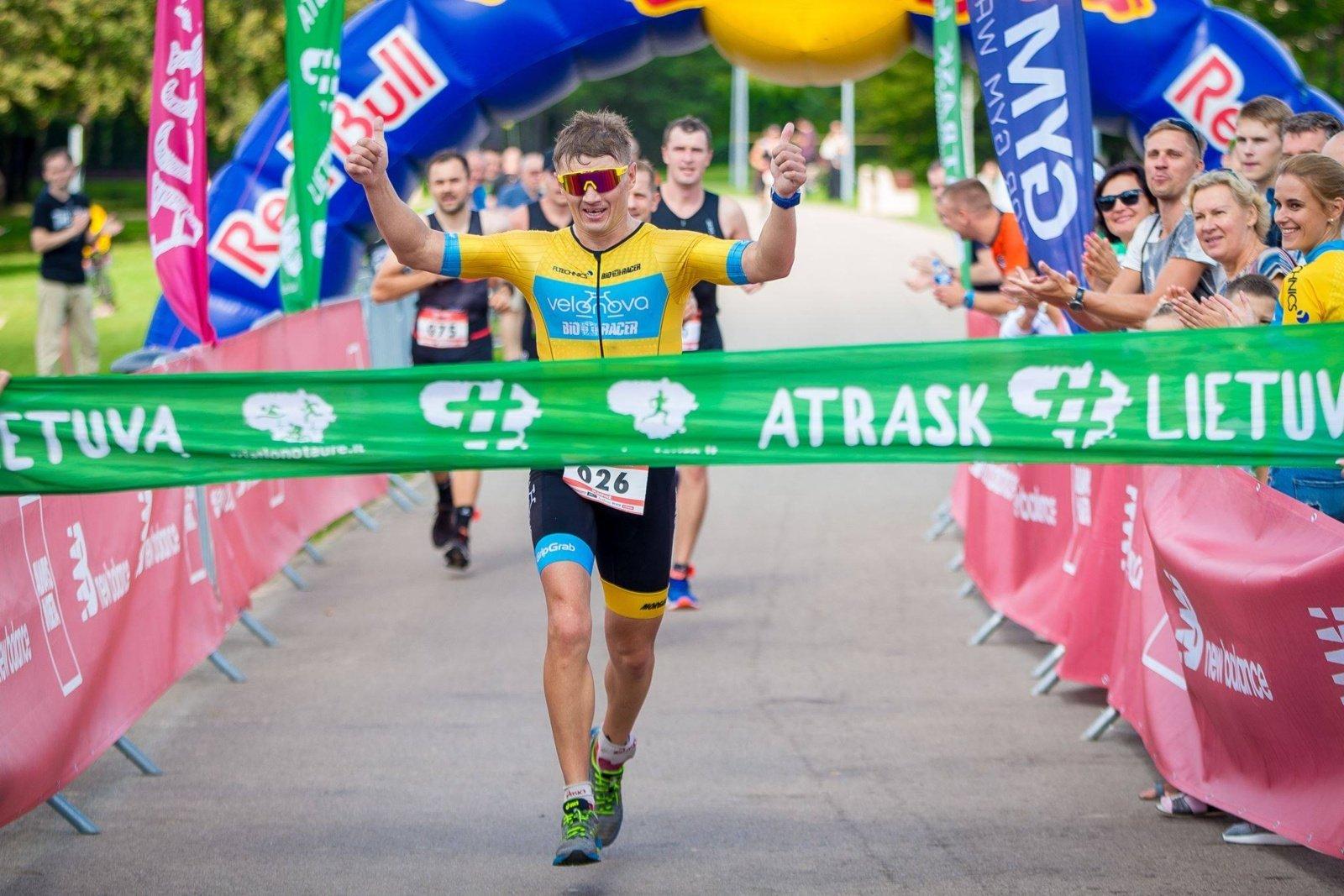 Šeštadienį Druskininkuose – Lietuvos triatlono taurės sezono finišas