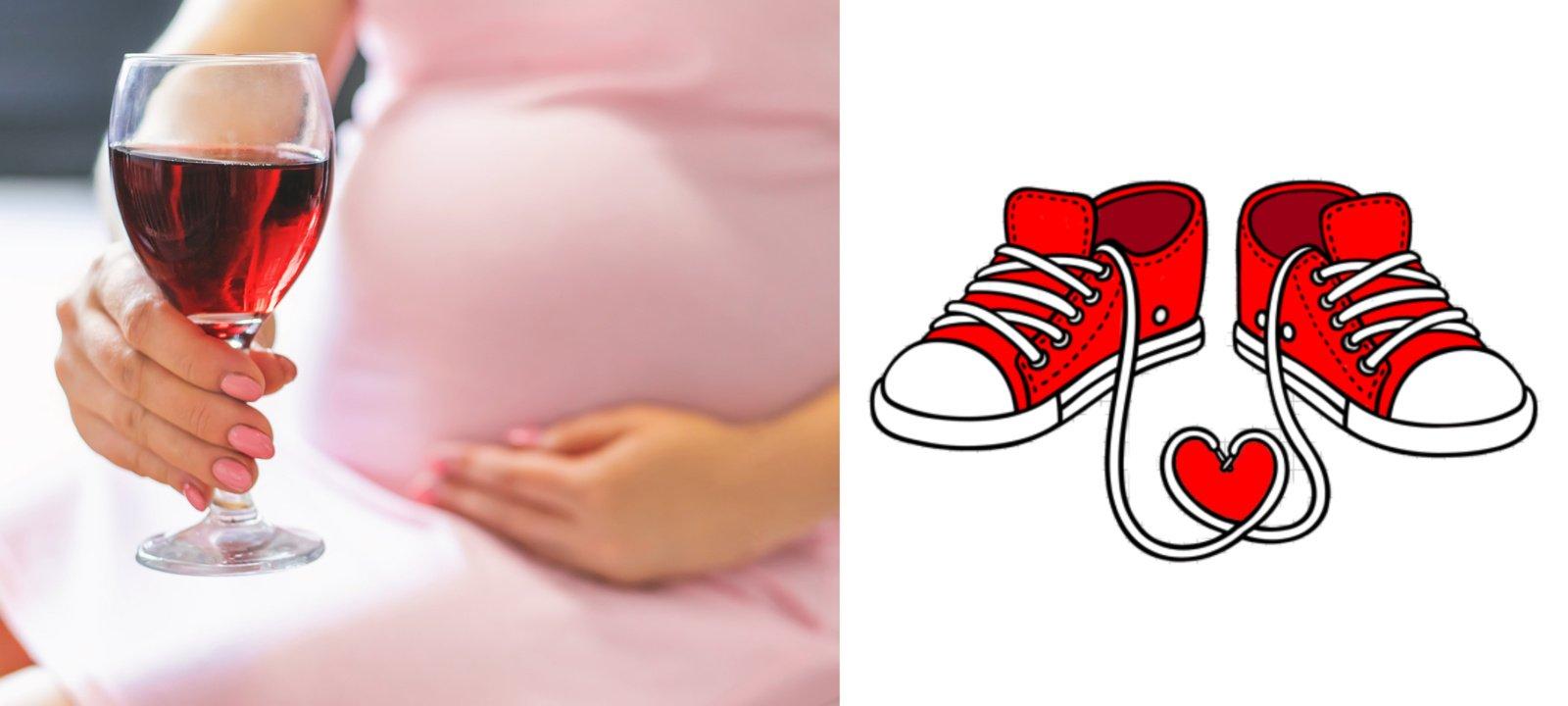 Nulis alkoholio nėštumo metu – nulis vaisiaus alkoholinio sindromo rizikos