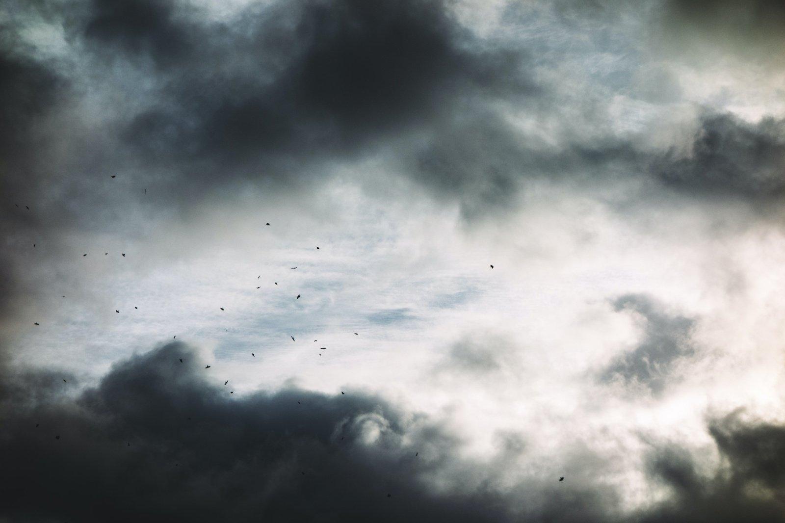 Po malonaus trečiadienio – niūrios orų permainos