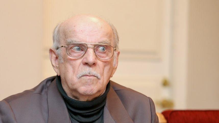 Mirė garsus aktorius bei režisierius Petras Dimša