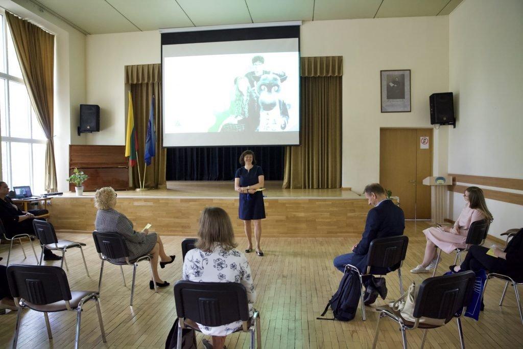 Vilniaus mokyklose gimsta verslo planai: mokiniai kuria naujus produktus