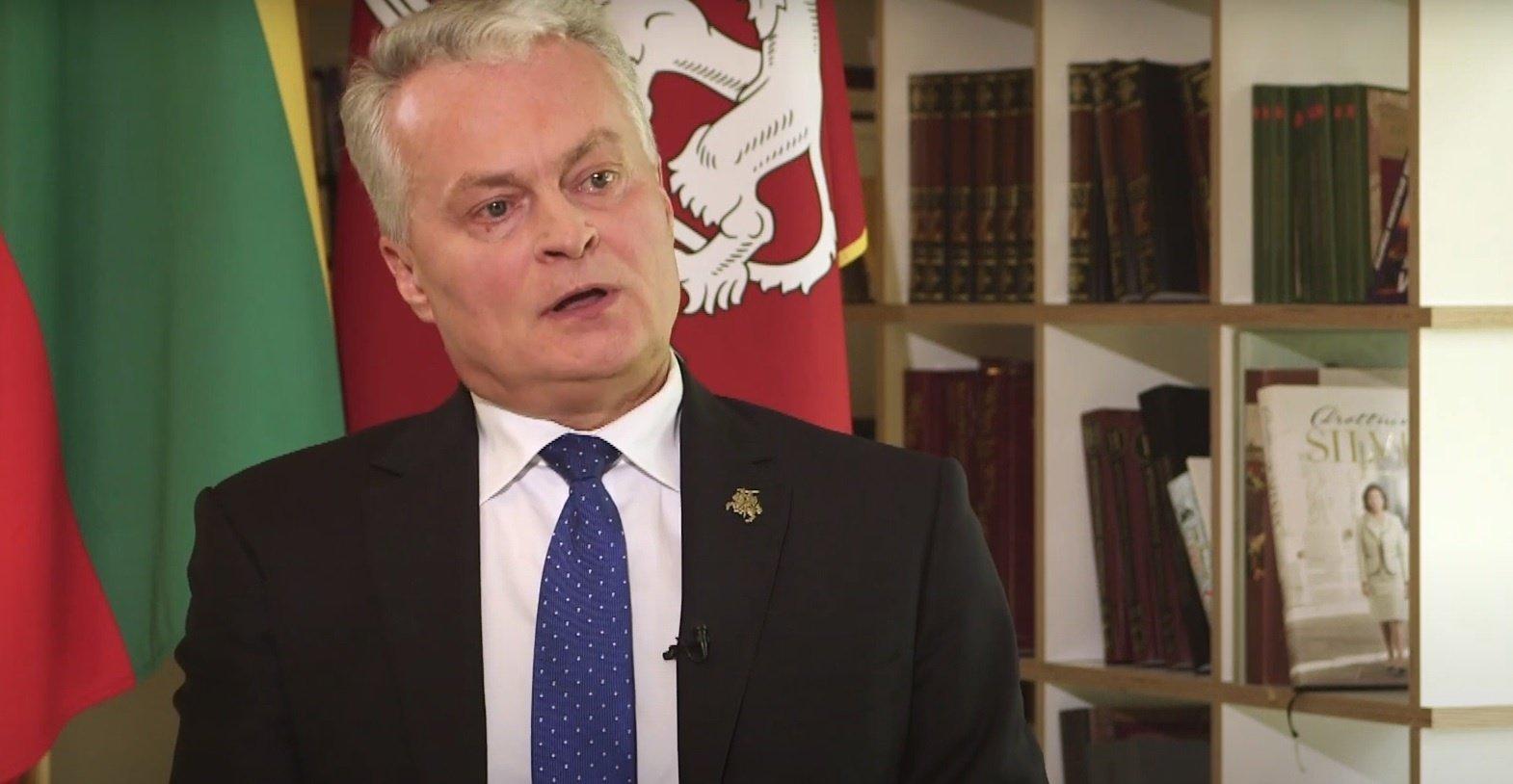 G. Nausėda ragina partijas skelbti kandidatus į ministrus, žada griežtą filtrą