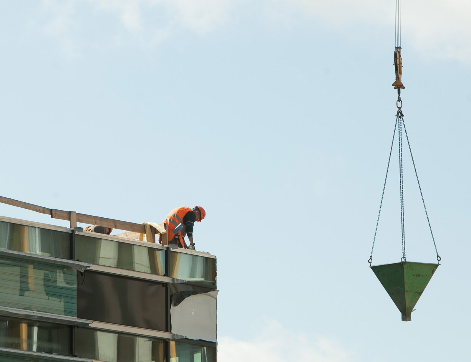Gyvenamųjų pastatų statybos kainos per metus padidėjo 7,3 procento