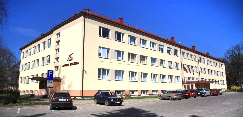 Švietimo ministerija dėl situacijos Alytaus kolegijoje kreipėsi į prokuratūrą