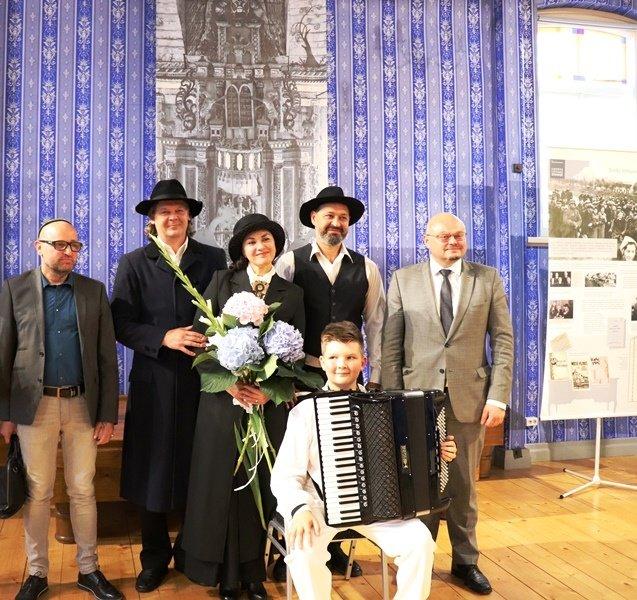 """Pakruojyje paminėta """"Europos žydų kultūros diena - 2020"""""""