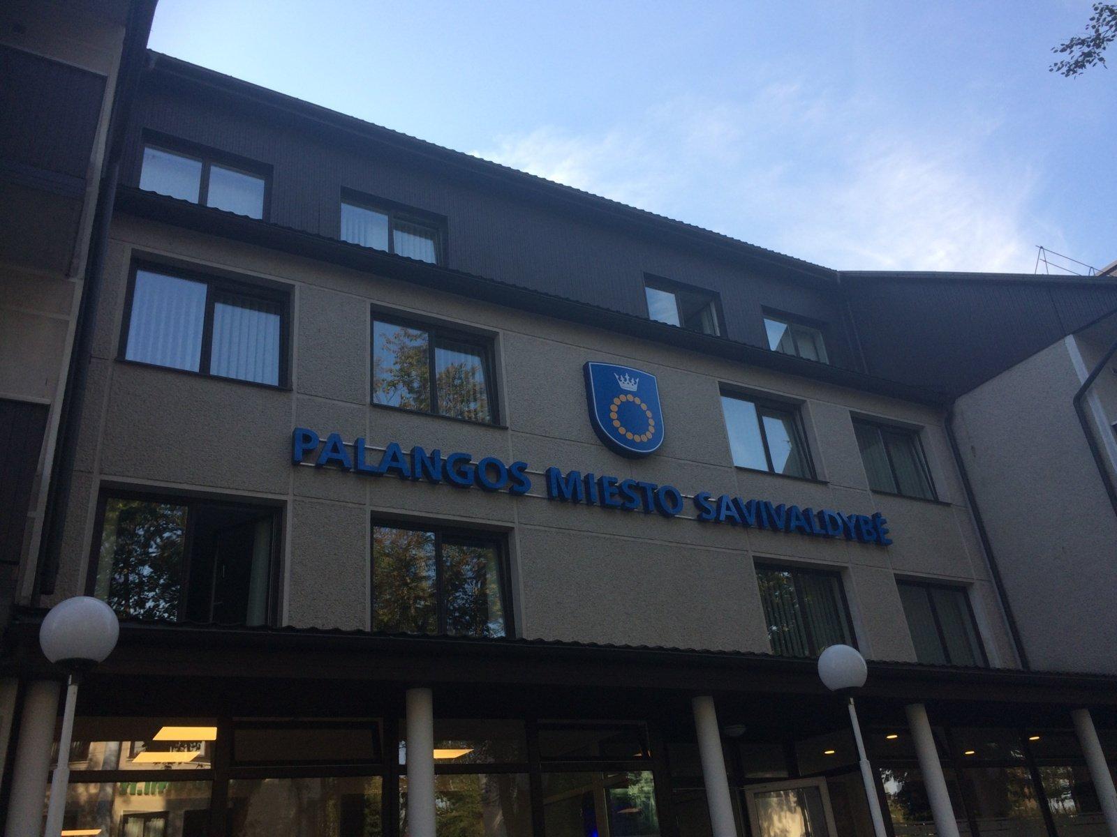 VTEK tirs Palangos miesto savivaldybės tarybos narės S. Grigorian elgesį