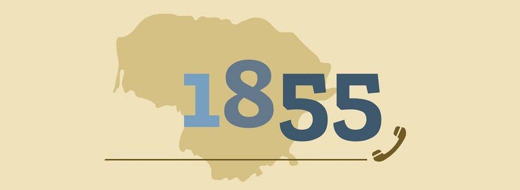Pradėjo veikti trumpasis informacijos apie rinkimus numeris 1855