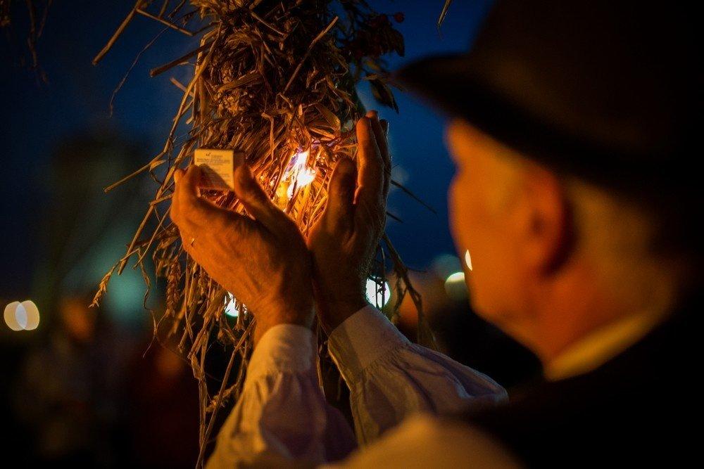 Rudens lygiadienio šventėje –  ožio aukojimas ir vienybės linkėjimas