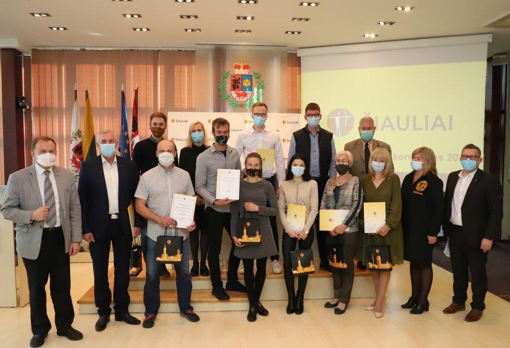 Apdovanoti 2020 m. Verslo projektų konkurso nugalėtojai