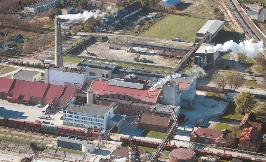 Marijampolės cukraus fabrikui keliama bankroto byla