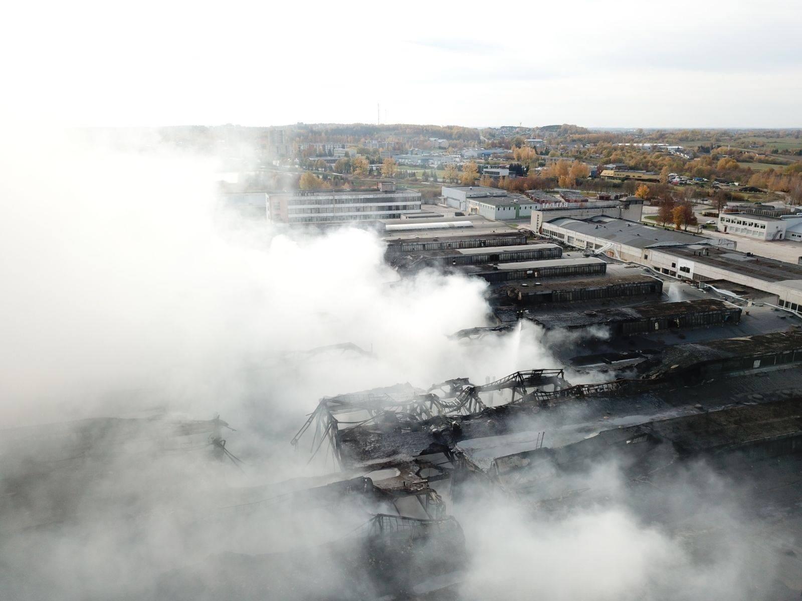 Prokuroras: Alytaus savivaldybė nevykdė kontrolės, galėjusios padėti išvengti gaisro