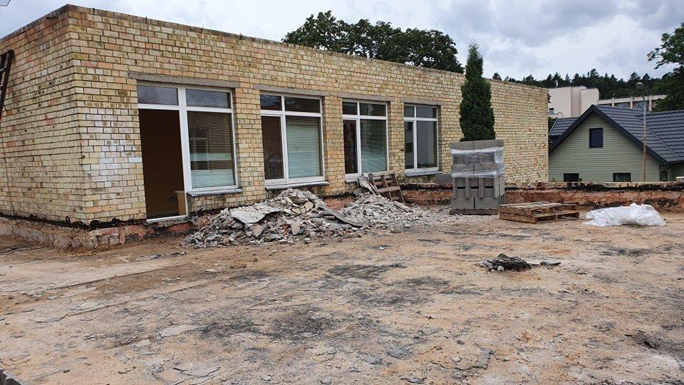 Atsinaujinimo iššūkiai Birštono meno mokykloje