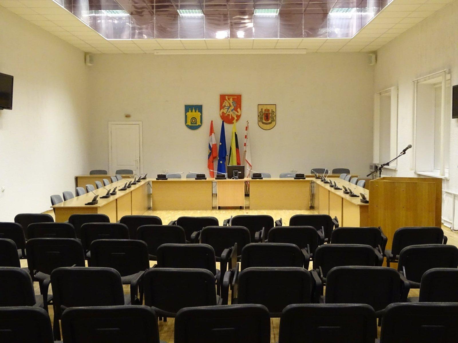 Skuodo rajono savivaldybė kviečia dalyvauti atviroje diskusijoje