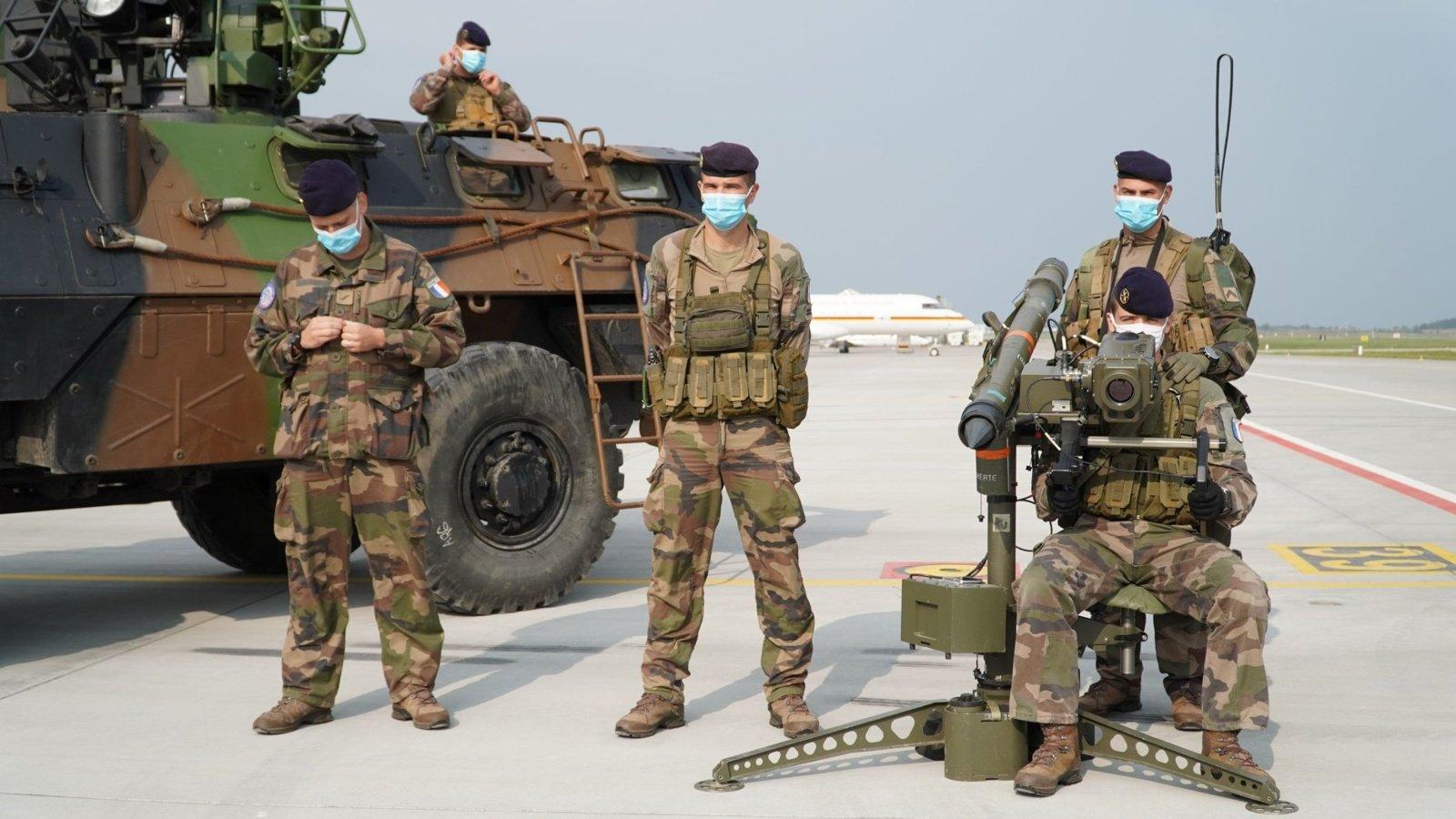 """Baigėsi antžeminės oro gynybos pratybos """"Tobruko Palikimas 2020"""""""