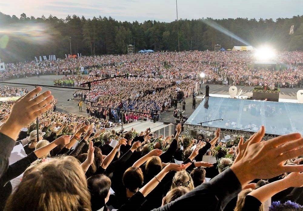 Dainų šventę siūloma rengti po ketverių metų